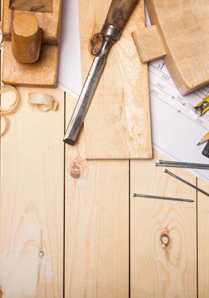 Laminaat en houten vloer herstellen