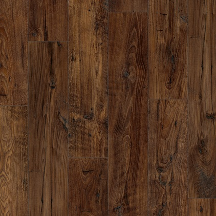 Quickstep Perspective Wide Reclaimed Kastanje Donker UFW1542
